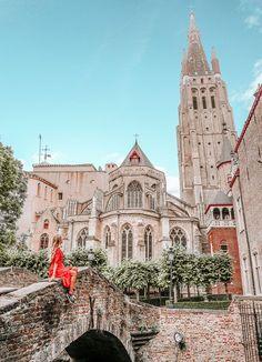 Brügge Reiseführer – Sehenswürdigkeiten und historische Highlights - inspirationdelavie | Reiseblog Beautiful Places, Beautiful Pictures, Wanderlust, South Tyrol, France, Bruges, Tanzania, Continents, Barcelona Cathedral