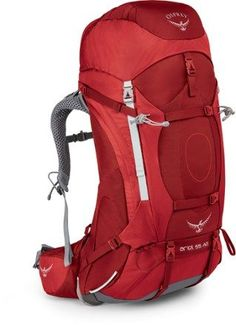 Osprey Women's Ariel 55 AG Pack Picante Red XS