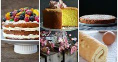 Come fare un PAN DI SPAGNA a REGOLA d'ARTE Pane, Vanilla Cake, Cheesecake, Desserts, Recipes, Tailgate Desserts, Deserts, Cheesecakes, Recipies