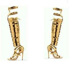 vrouwen motorfiets gladiator is over de knie dij hoge cut outs zomer sandaal laars schoenen fashion design voor vrouwen casual schoenen in Grootte, staat u fouten 1-2cm, dankzij.Echte foto's: van Laarzen op AliExpress.com | Alibaba Groep