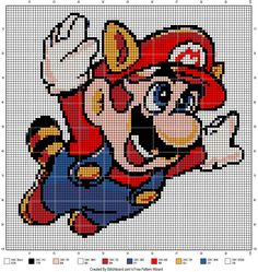 From the StitchBoard free pattern maker.