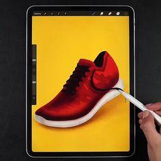Digital Portrait, Portrait Art, Graphic Design Tutorials, Art Tutorials, Digital Art Beginner, 3d Art Drawing, Mandala Art Lesson, Ipad Art, Digital Art Tutorial