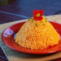 Chamorro Red Rice