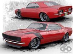 1968-Chevrolet-Camaro