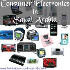 #ConsumerElectronics in #SaudiArabia