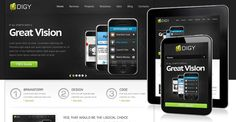 Responsive Templates, Tablet, Mobile | ChocoTemplates