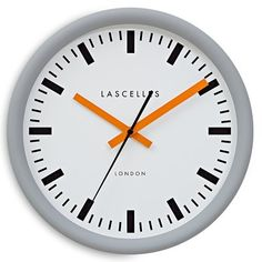 Roger Lascelles Clocks Sync 30cm Wall Clock | Wayfair.co.uk