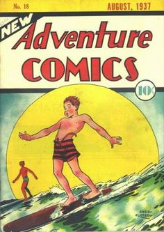 New Adventure Comics (Volume) - Comic Vine