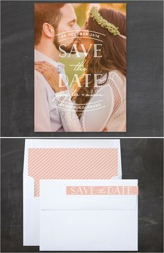Cute save the date idea from @minted http://www.minted.com/el/wed_wedchicks12015?utm_source=weddingchicks&utm_medium=onlineadv&utm_campaign=12015