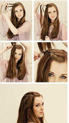 5 peinados sencillos que te harán lucir increíble