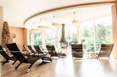Raum der Stille im Livingroom SPA //  Landhotel Voshövel