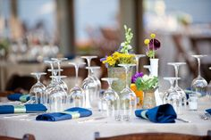 Beautiful ecletic wedding with great personal touches