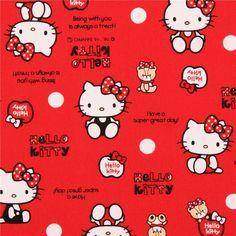 http://www.kawaiifabric.com/en/p7346-red-Hello-Kitty-teddy-bear-dot-oxford-fabric.html