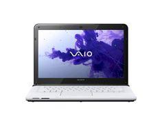 Sony VAIO E Series SVE14116FXW 14-Inch Laptop (Seafoam White) Intel Core_i5_2450M Processor 2.5GHz. 6  GB DRAM RAM. 750GB 5400rpm  Hard Drive. 14-Inch Screen, Intel HD Graphics 3000. Windows 7 Home Premium 64-bit.