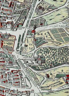 El Retiro de Madrid en sus planos. El apasionante paseo histórico de Carmen del Moral Ruiz por el Parque de Madrid | FronteraD