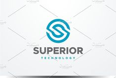 Superior - Letter S Logo by yopie on @creativemarket