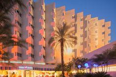 Hotel Prima Music Eilat. Experience the Fun and the relaxed pace of Israel's resort City