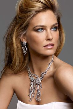 Piaget's Rose 2012 Jewellery Campaign