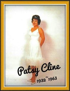 Patsy Country Music Artists, Country Music Stars, Country Singers, Patsy Cline, Star Pictures, Folk Music, Popular Music, Female Singers, Famous Faces