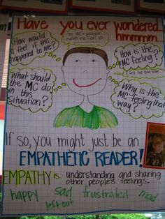 Teaching an empathetic essay