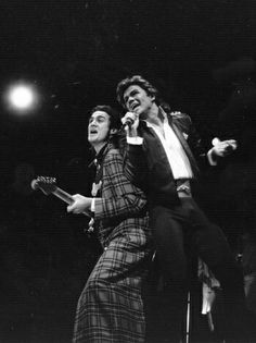 Andrew Ridgeley and George Michael In Memorium, Andrew Ridgeley, George Michael Wham, Michael Love, Walk The Earth, Your Music, Picture Video, Best Friends, Hollywood