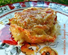 Vissi d'arte... e di cucina: Un'altra ricetta di Rachel Khoo: Nids de tartiflette