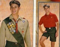 When did Dean have time to be a boy scout... who knew?  ✪ #SPN