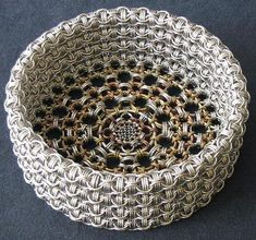 Chain maille Basket 44