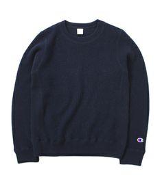 Champion Knit Crew Neck Shirt