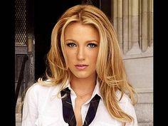 Blake Lively, Gossip Girl, Serena Van Der Woodsen Makeup Tutorial