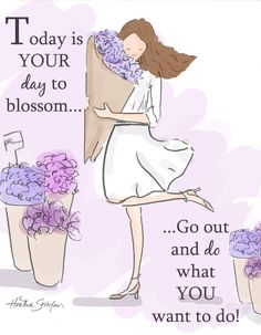 Rose Hill Designs by Heather Stillufsen Girl Quotes, Happy Quotes, Woman Quotes, Queen Quotes, Bon Weekend, Hello Weekend, Positive Thoughts, Positive Quotes, Positive Life