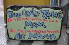 Amazingly Awesome (and EASY) Mother's Day Craft!