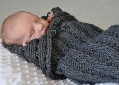 Ravelry: raelynne01's Button-Up Baby Wrap