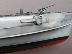 Schnellboot S-100 1/72 Scale Model