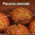 Pieczone ziemniaki - garnek rzymski Baked Potato, Potatoes, Beef, Baking, Ethnic Recipes, Fit, Meat, Shape, Potato