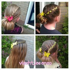 #braidsforgirls #braids #cutegirlshairstyles