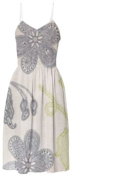 My Hippie Happy Summer Dress by Marijke Verkerk Design. Feel Good Fashion    Living® 4960dac82df