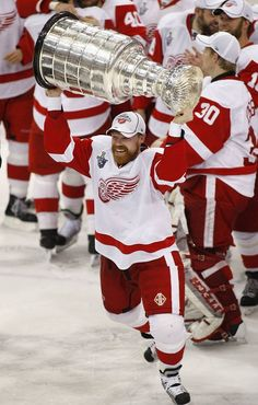 Kris Draper, 2008 Stanley Cup Finals