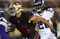 Jarryd Hayne Photos - Minnesota Vikings v San Francisco 49ers - Zimbio