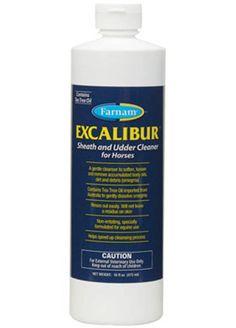 Paradise Farm and Tack� - Excalibur Sheath Cleaner - 16 oz, $9.99 (http://www.paradisefarmandtack.com/excalibur-sheath-cleaner-16-oz/)