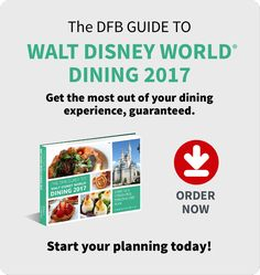 the disney food blog | food IS a theme park