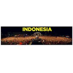 July 22, 2011 Jakarta, Indonesia Live Poster