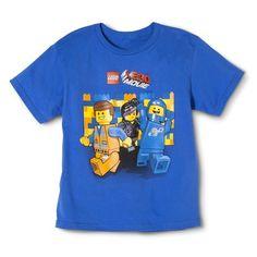 Lego® Movie Group Run Tee -  Royal