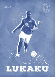 Romelu Lukaku – Everton Football Club