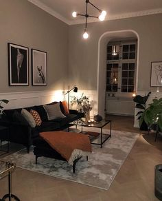 Every year we apply special and stylish decoration trends to our homes. Here are 8 Terrific Home Decoration Trend of Home Living Room, Living Room Designs, Living Room Decor, Living Spaces, Design Living, Dining Room, Home Interior Design, Interior Architecture, Interior Stylist