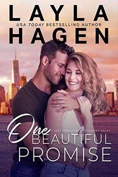 One Beautiful Promise by Layla Hagen Book Club Books, New Books, Hopeless Romantic, Romance Novels, Bestselling Author, Audio Books, Beautiful, Apple, Amazon