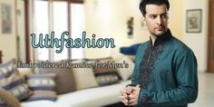 Gents Kurta Embroidery Designs 2015 | Uthfashion.com