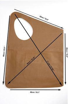 NEW Genuine Leather Dark Green Bag / High Quality Tote Asymmetric Large . - NEW genuine leather dark green bag / high quality tote asymmetric large bag by AAKASHA NEW d - Bag Patterns To Sew, Sewing Patterns, Crea Cuir, Burgundy Bag, Denim Bag, Fabric Bags, Leather Projects, Green Bag, Green Leather