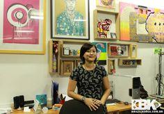 Produtora Jenny Choe se destaca na cena cultural brasiliense
