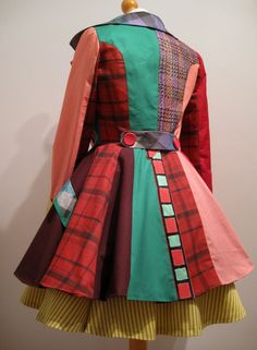 Female Sixth Doctor Who Cosplay Colin Baker Hand by Frockasaurus